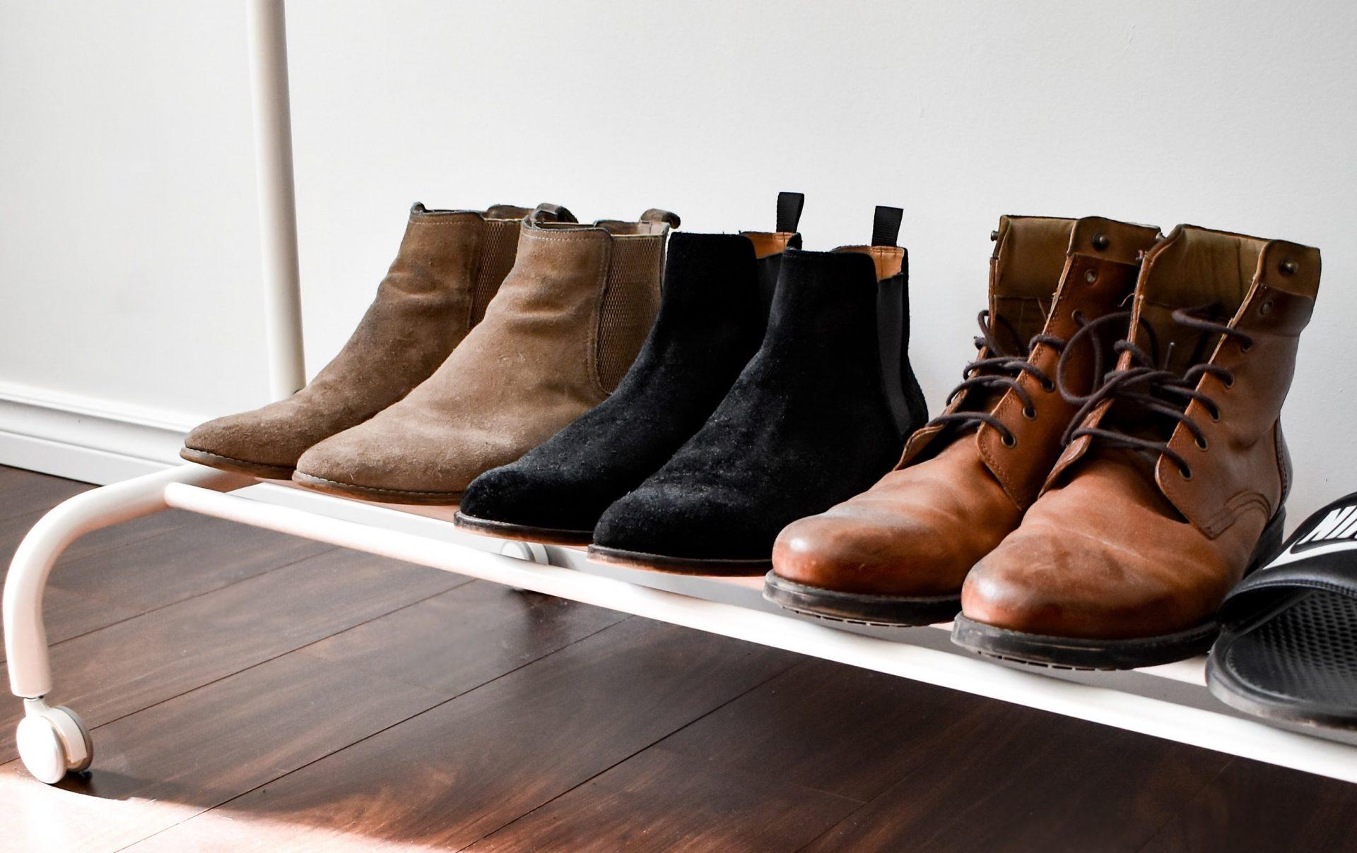 schoenen-rek