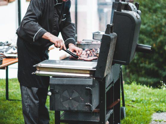 tuin-barbecue