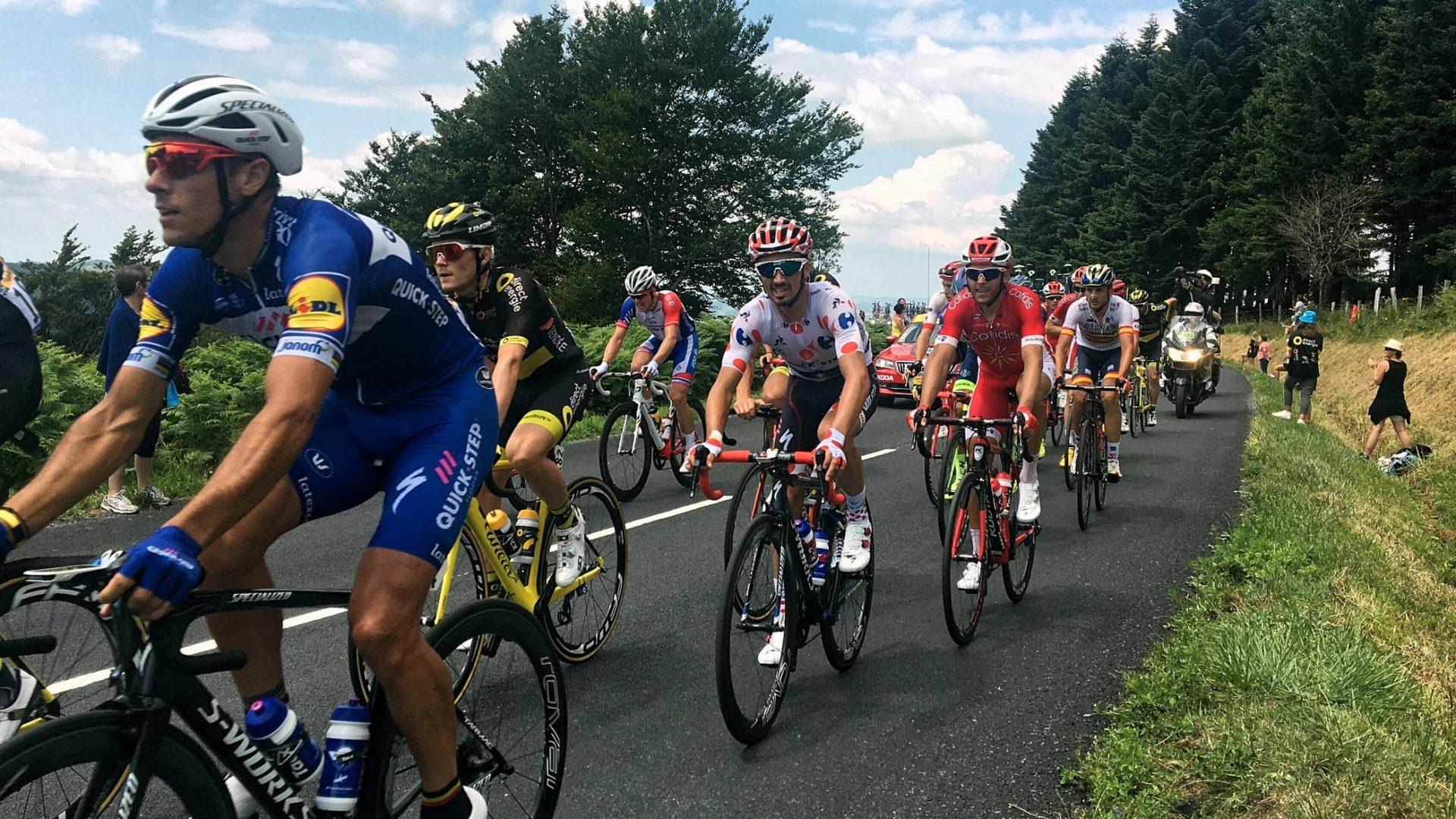 Tour de France col de sie