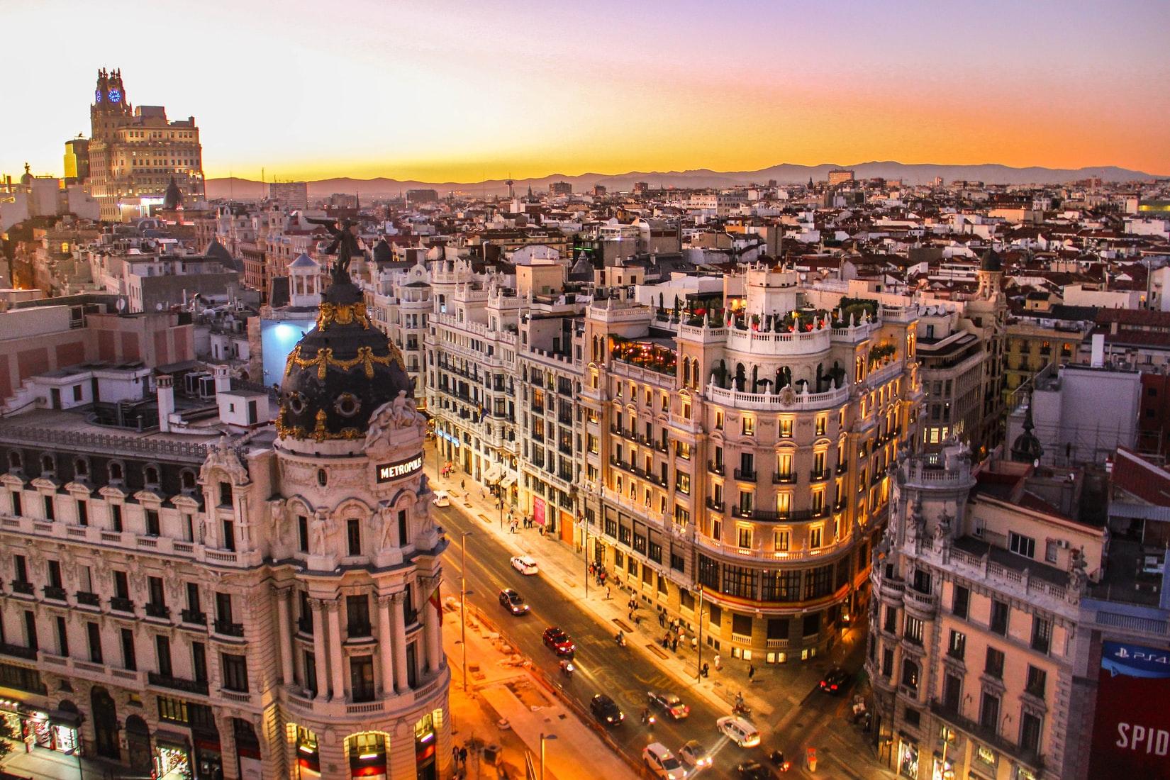 barcelona-avond