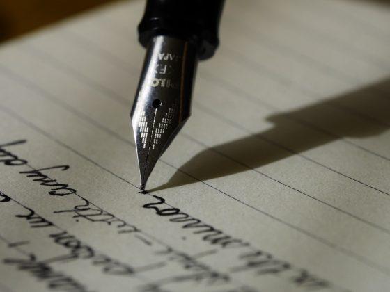 vulpen-schrijven