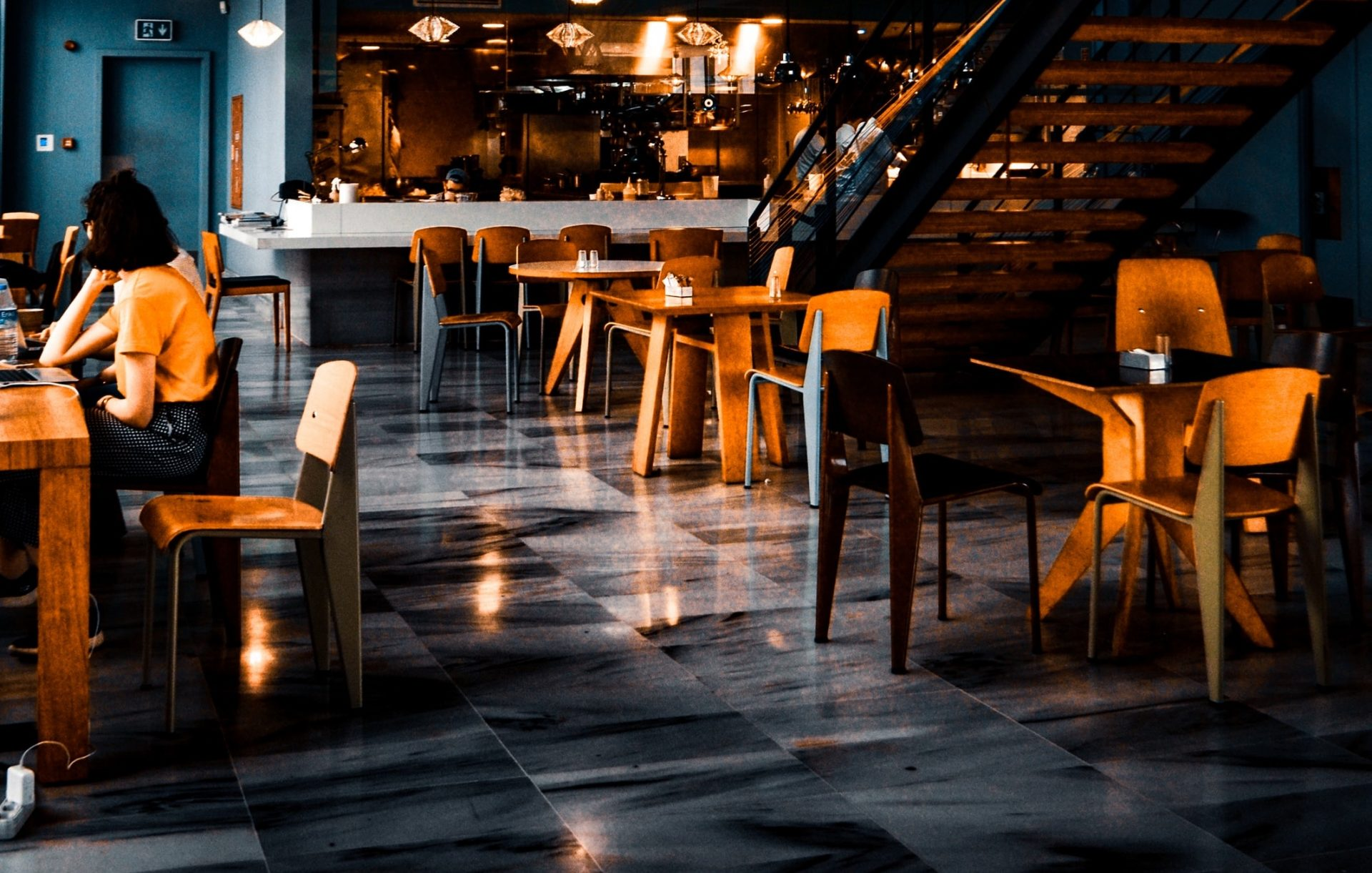 moderne-restaurant