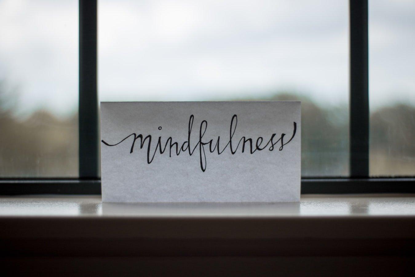 mindfulness-papiertje