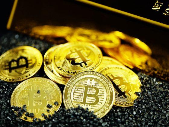 crypto-munten-goud