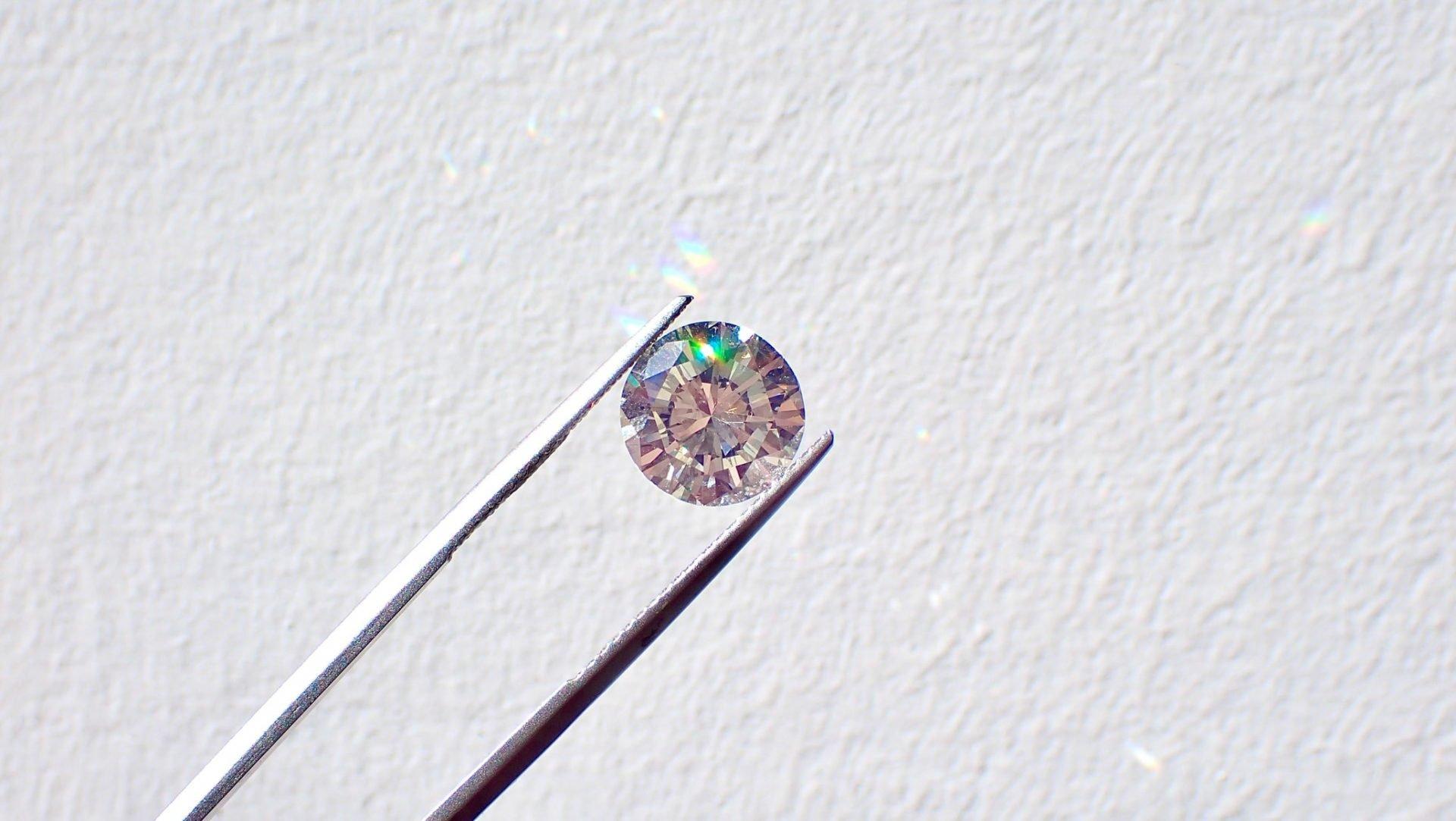 diamant-pincet